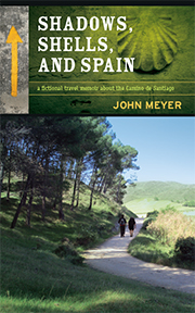 Shadows, Shells, and Spain front cover
