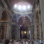 Rome St. Peter's Basilica